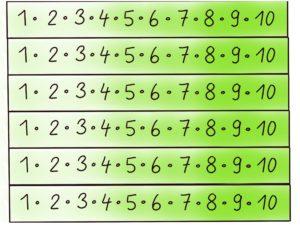 6 Skalen zum Ausdrucken für LernCoaches
