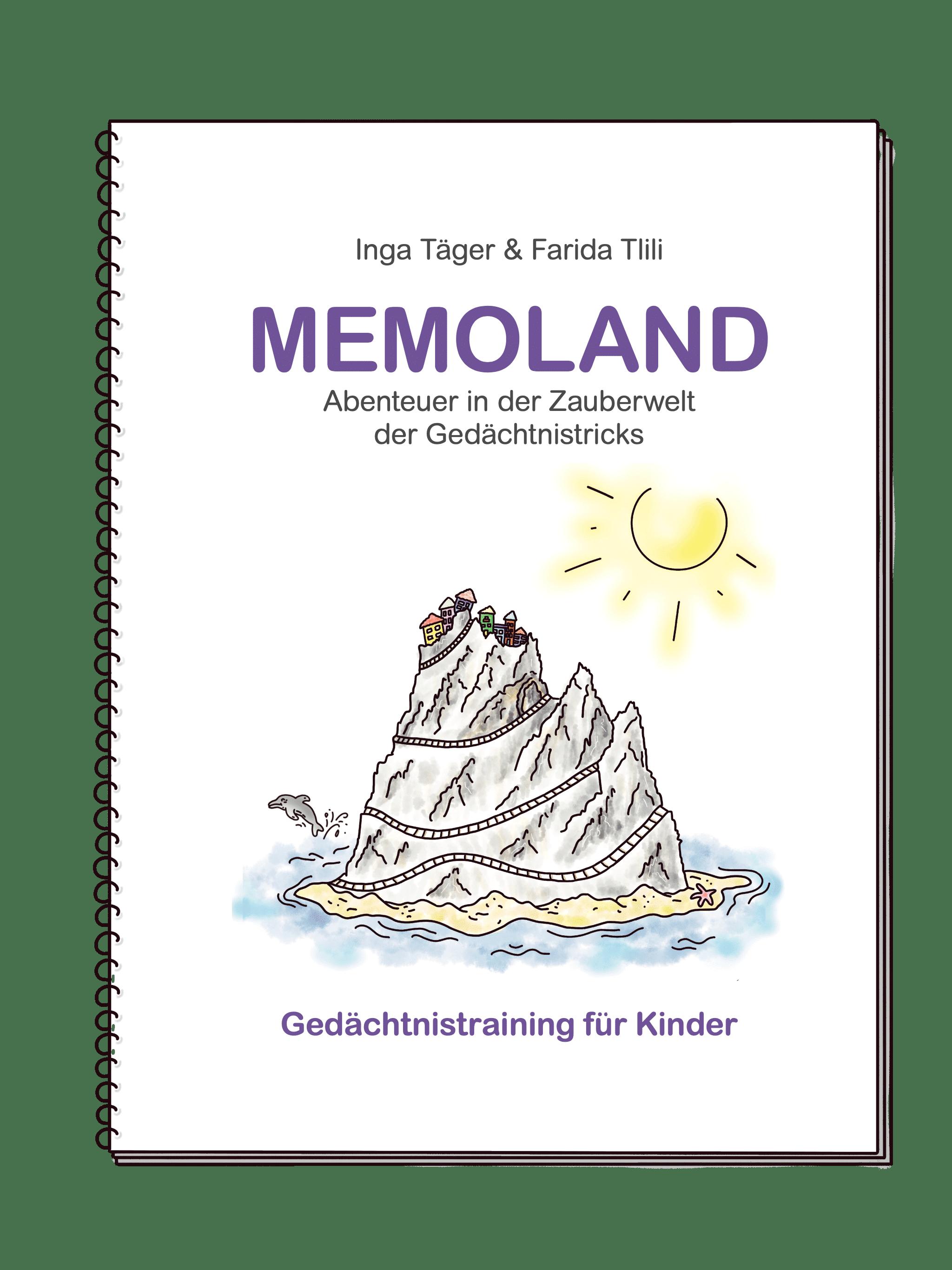 MEMOLAND das Trainingsbuch - Gedächtnistraining für Lernbegleiter