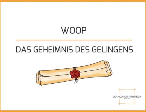 WOOP – DAS GEHEIMNIS DES GELINGENS