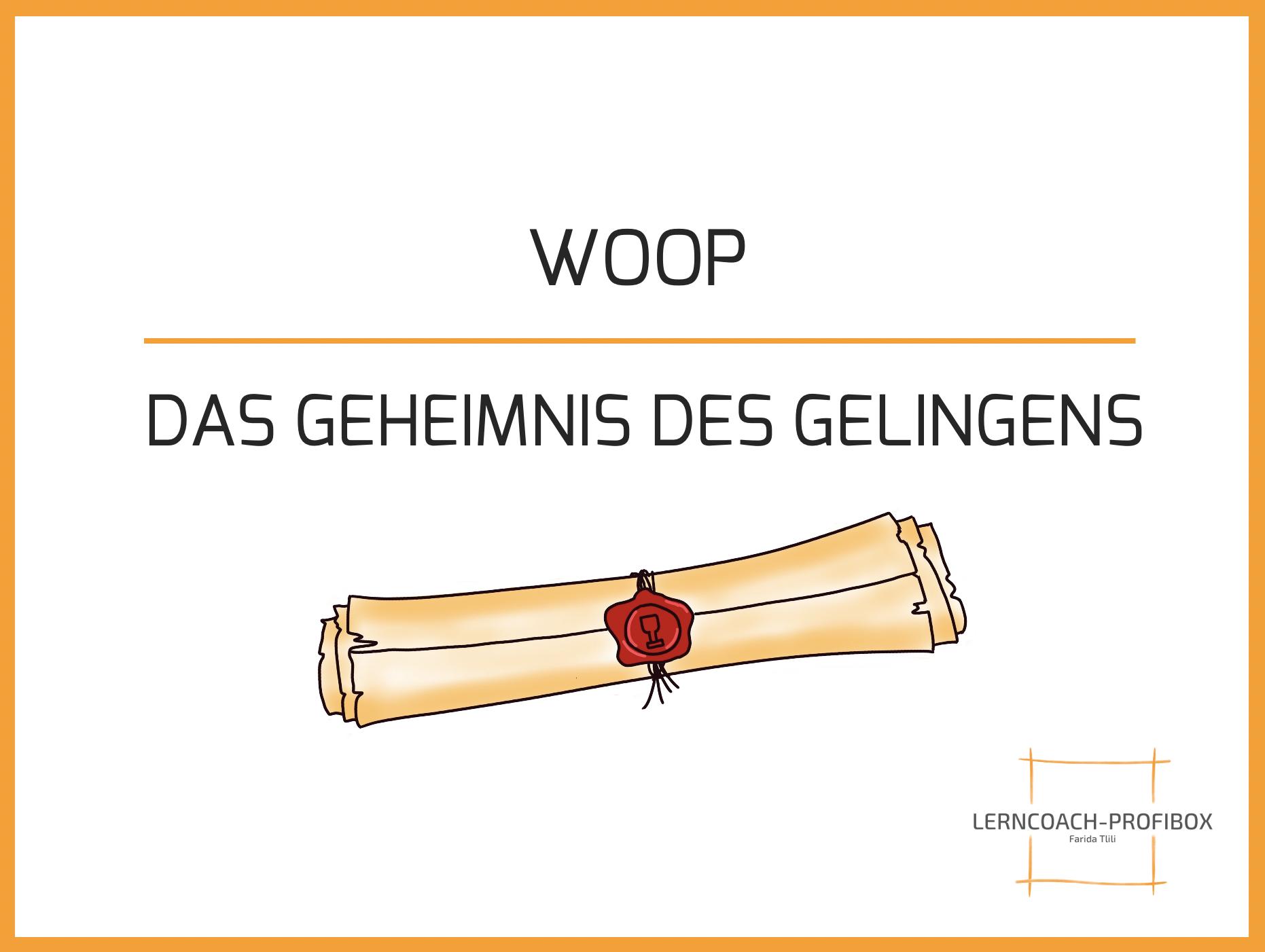 WOOP - Das Coaching-Tool als Videokurs