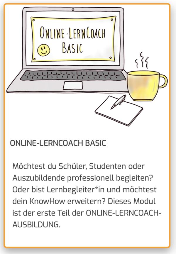 LernCoach-Ausbildung online - Weiterbildung für Pädagogen, Sozialarbeiter, Ergotherapeuten und Logopäden