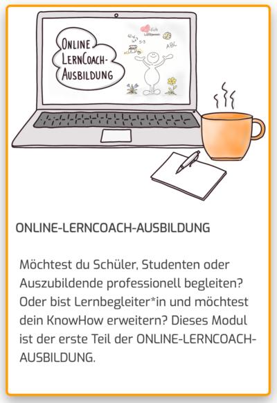 LernCoach-Ausbildung online von Farida Tlili - Lernen lernen leicht gemacht